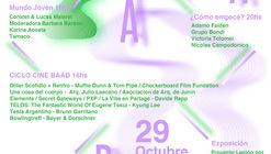 Festival BAAD: Buenos Aires Arquitectura y Diseño / Centro Cultural San Martin