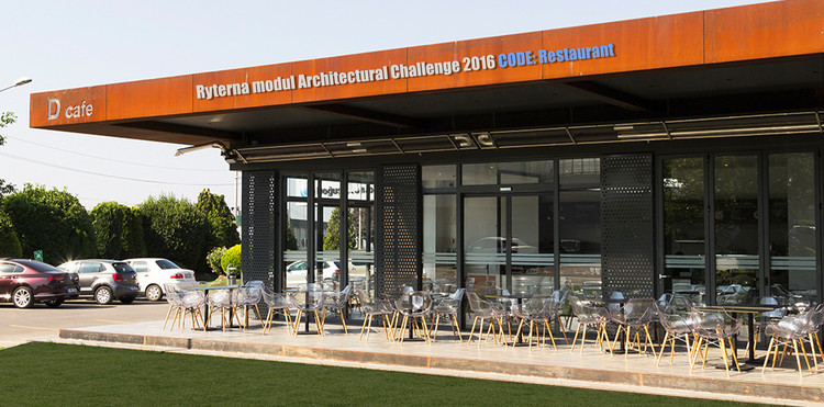 Call for Submissions: Ryterna modul Architectural Challenge 2016 CODE: Restaurant,  Ryterna modul Architectural Challenge 2016 CODE: Restaurant