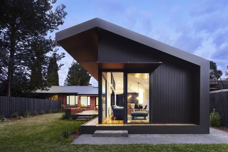 Journey House Nic Owen Architects Archdaily