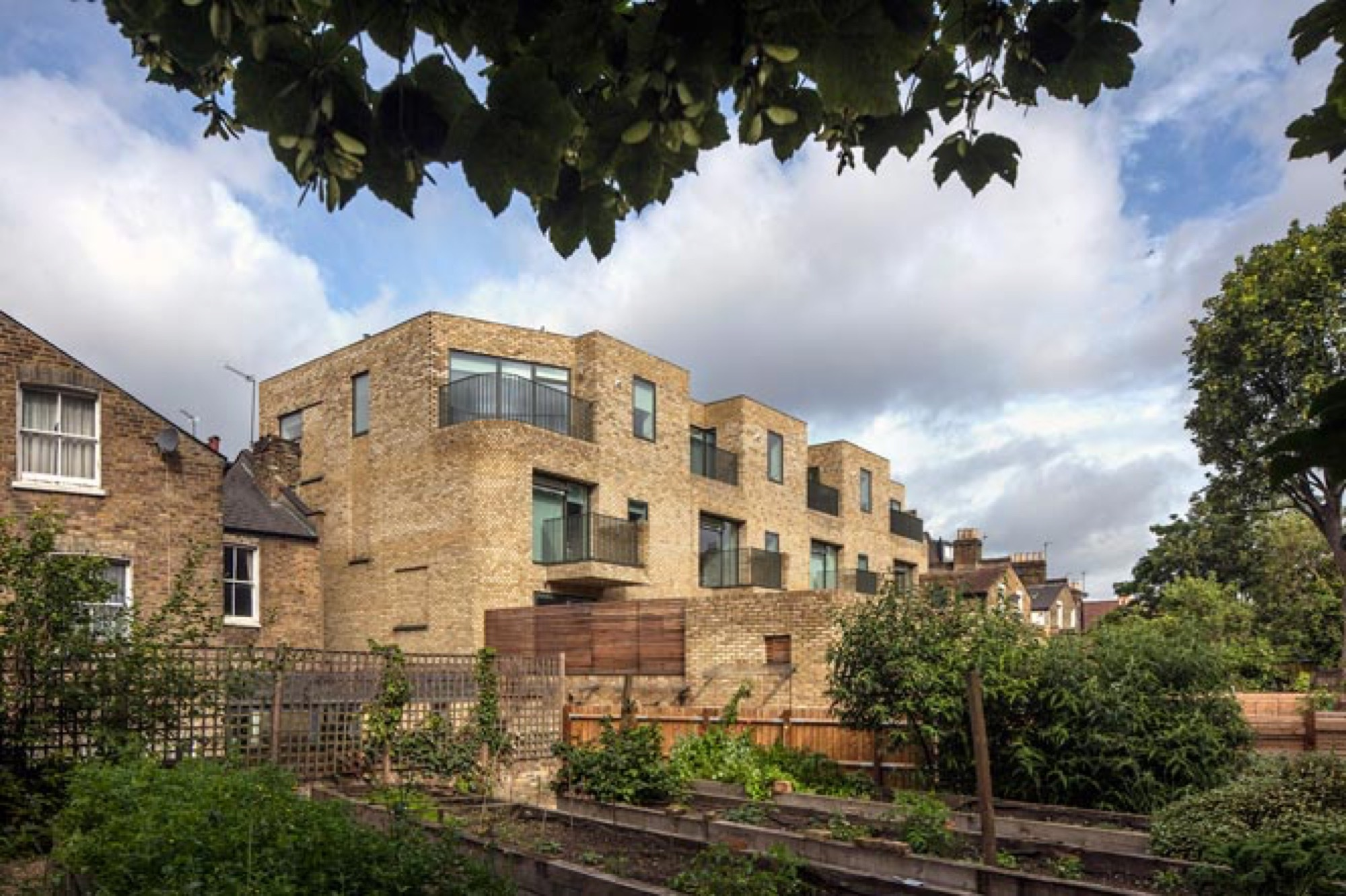 Cooperative Housing Scheme Peter Barber Architects