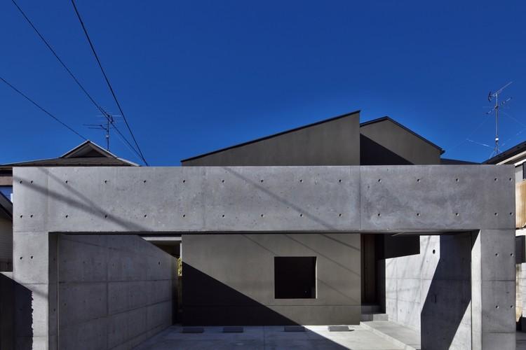Casa de las fluctuaciones / Satoru Hirota Architects, © Satoru Hirota Architects