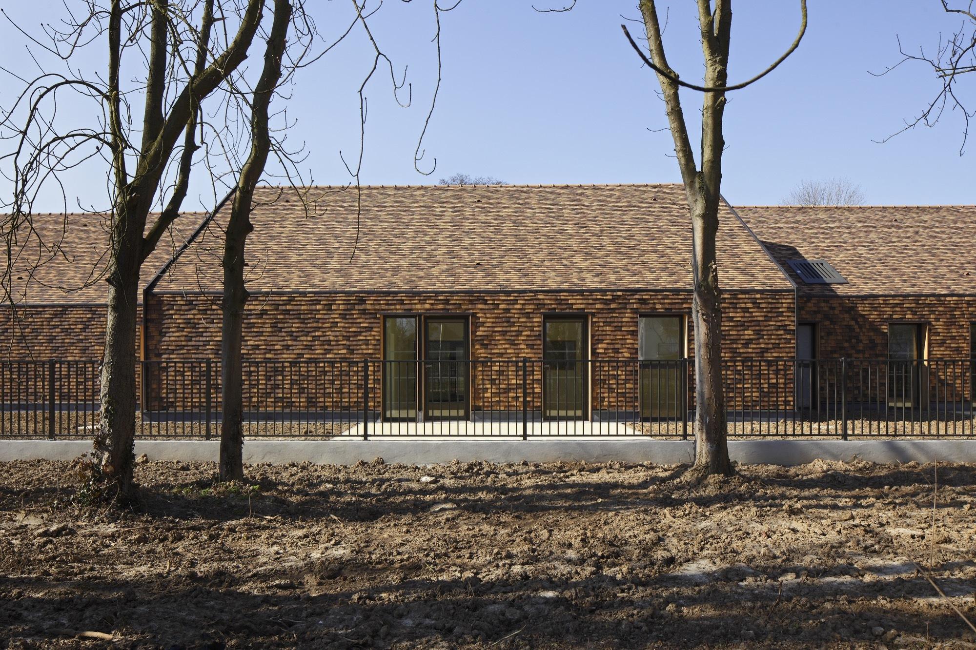 Gallery of maison de l enfance nomade architectes 5 for Architecture nomade