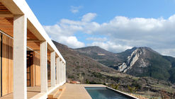 Bellecombe Holiday House / ACAU