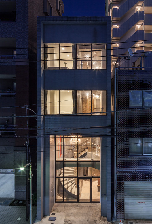 Hotel ICHINICHI  / Aida Atelier, © Tatsuya Noaki