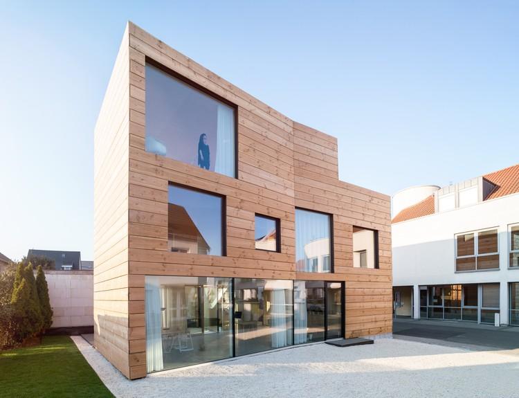 SCL – Holzmassivhaus / MIND Architects Collective, © Nick Frank