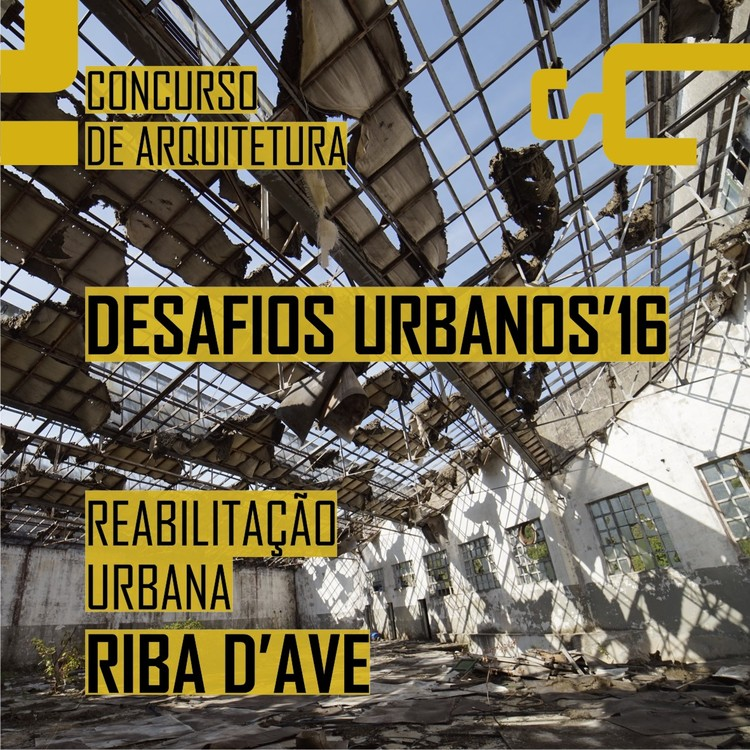 "Inscrições abertas para o concurso de ideias ""Desafios Urbanos '16"", Cortesia de Unknown"