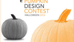 Call for Entries: Architecture-Themed Pumpkin Designs