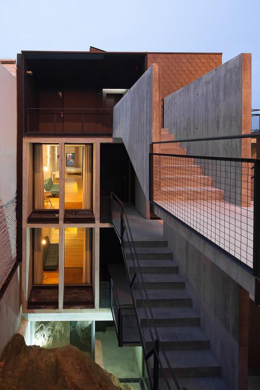 Apartamentos Oh!Porto / Nuno de Melo e Sousa + Hugo Ferreira Arquitectos, © José Campos