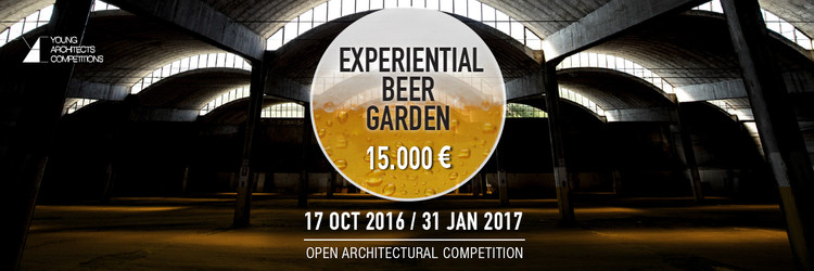 Call for Entries: Experiential Beer Garden, Courtesy of Unknown