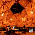 ADAPTABLE BAMBOO GEODESIC DOMES WIN THE BUCKMINSTER FULLER CHALLENGE STUDENT CATEGORY 2016