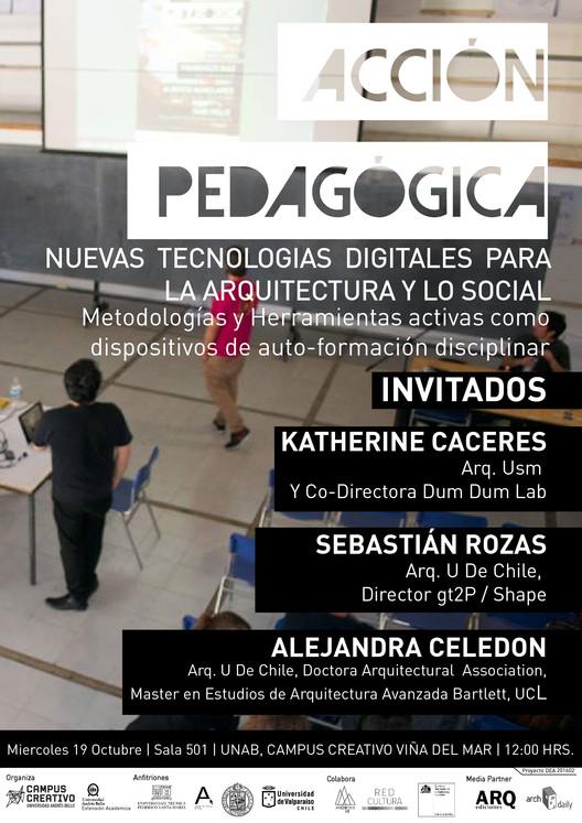 Nuevas tecnologías digitales para la arquitectura y lo social. Metodologías y Herramientas activas como dispositivos de auto-formación disciplinar I ACCION PEDAGOGICA