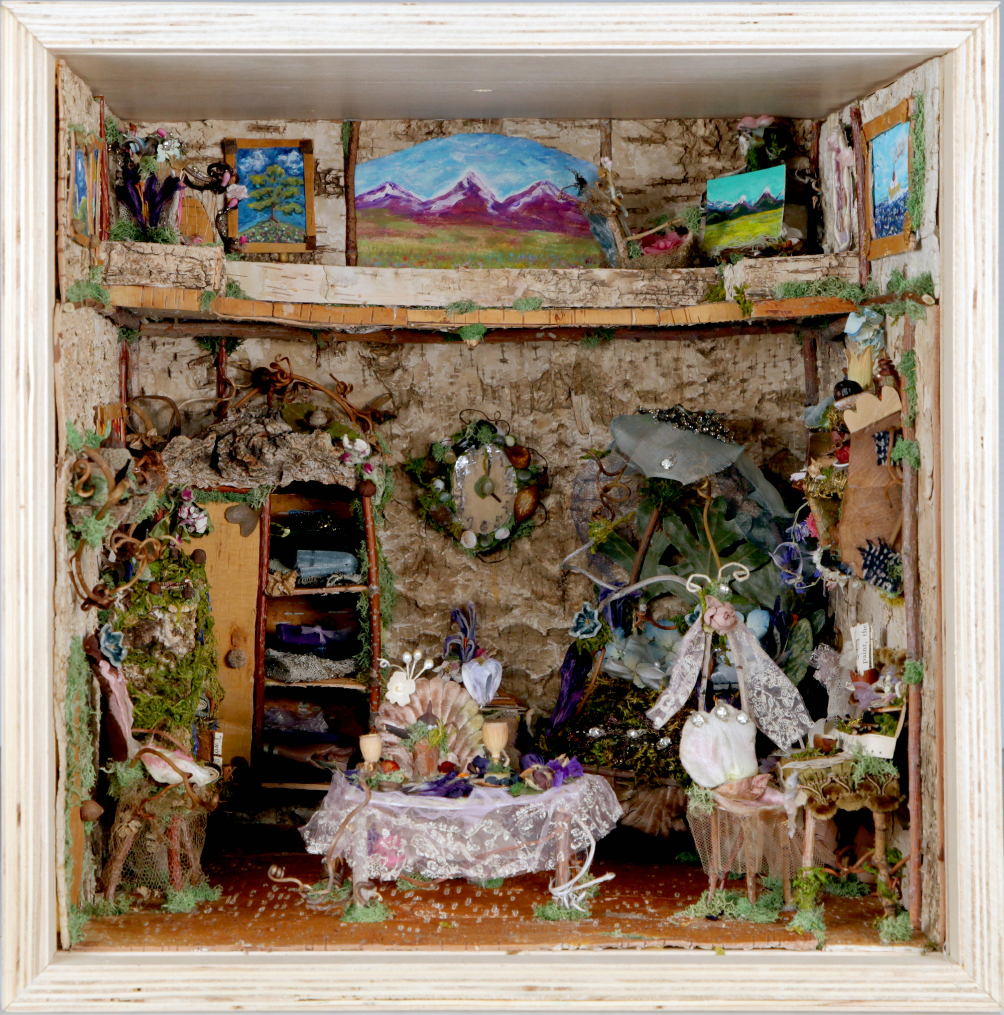 Fairy Princess Bedroom / Debbie And Mike Schramer. Image © Victoria And  Albert Museum, London