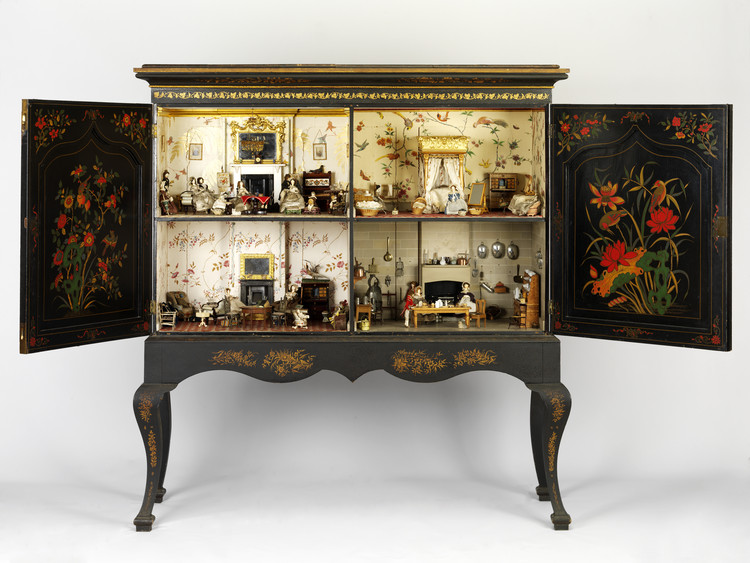 12 Dollhouses That Trace 300 Years of British Domesticity | ArchDaily