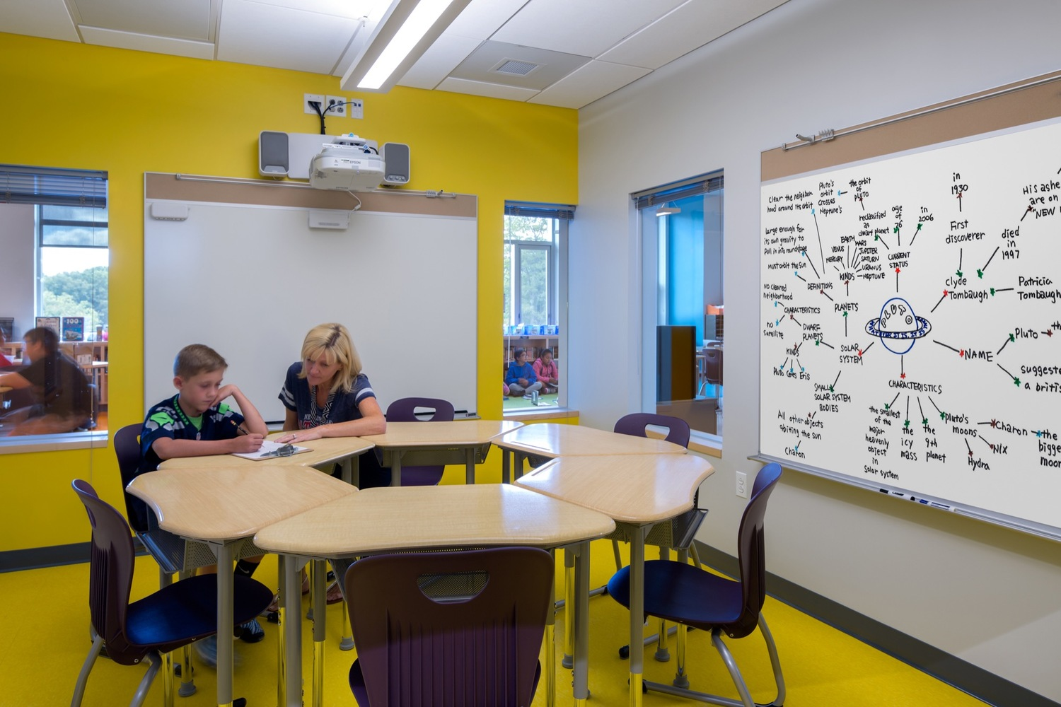 Gallery of Woodland Elementary School / HMFH Architects - 12