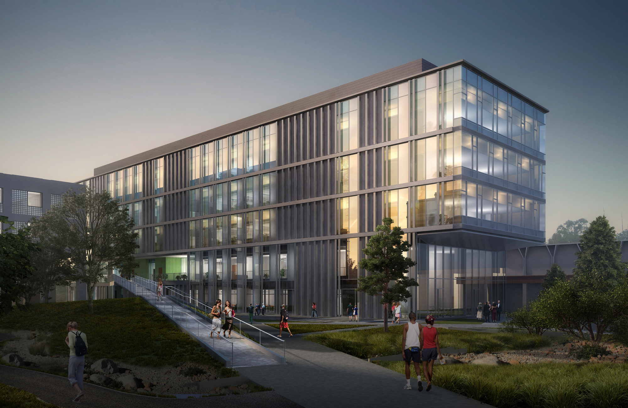 CO Architects Unveils Biological Physical Sciences Building At UC San Diego,  Courtesy Of CO Architects