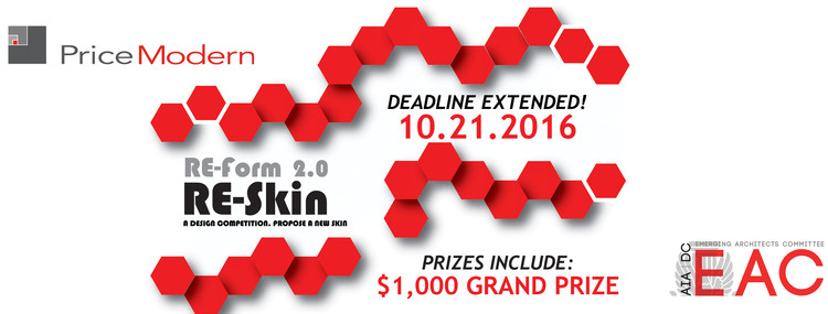 RE-Form Product Design Competition 2.0 | Re-Skin, Submit at bit.ly/reform2