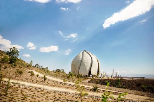 Courtesy of Asamblea Espiritual Nacional de los Bah·'Ìs de Chile + Hariri Pontarini Architects