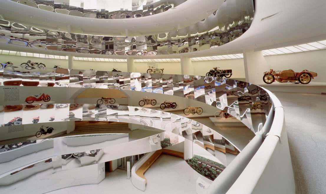 Gallery of 9 times architects transformed frank lloyd for Lloyds architecture planning interiors