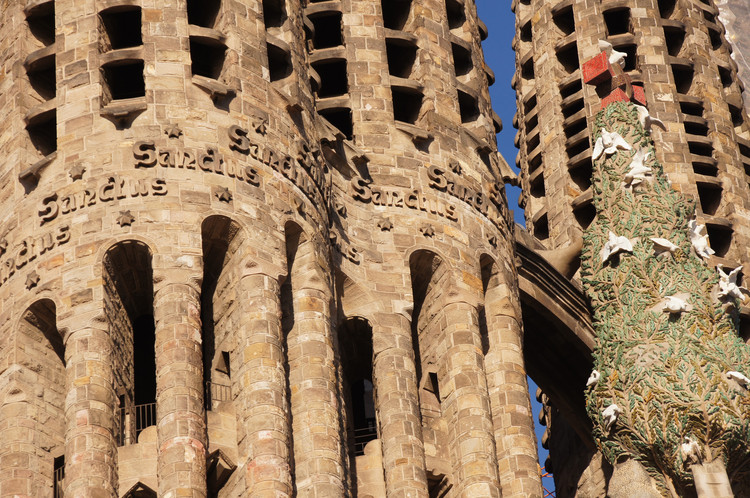 Trouble Hits The Final Stages Of Gaud 237 S La Sagrada