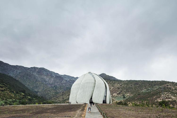 Primer Templo Bahá'í de Sudamérica abre sus puertas en Santiago de Chile, © Daniela Galdames