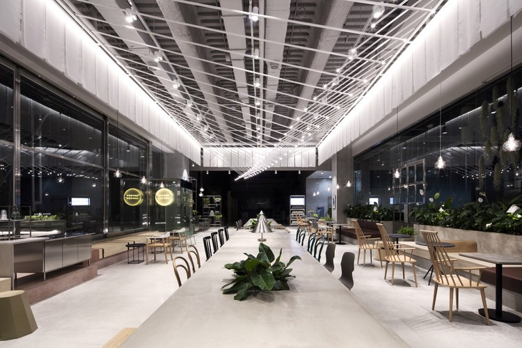 SAPOON SAPOON Café / Betwin Space Design, © Yong-joon Choi