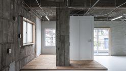 Office in Sendagaya / Yoshi Kishida/2001