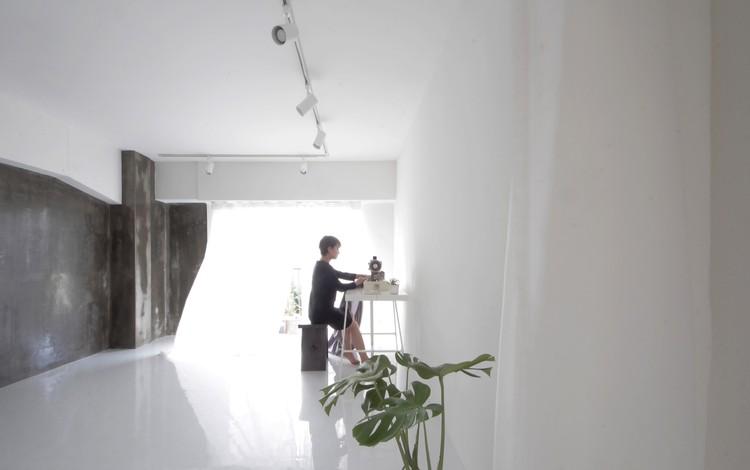 Small Room-Small Green / JAM, Courtesy of Jun Murata