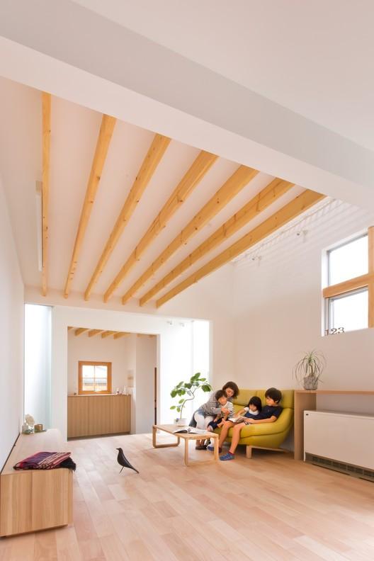 Casa Yamashina / ALTS Design Office, © Fuji-shokai, Masahiko nishida