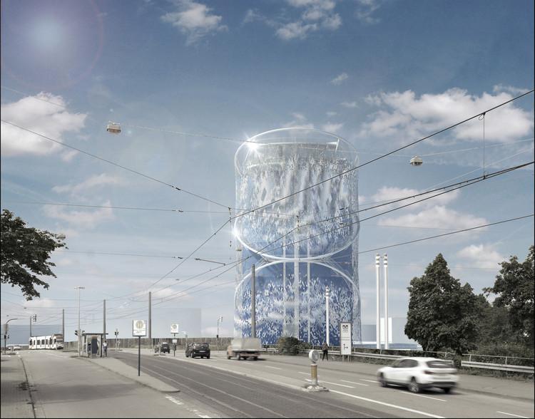LAVA releva transformación de centro energético en ícono urbano en Alemania, Cortesía de LAVA