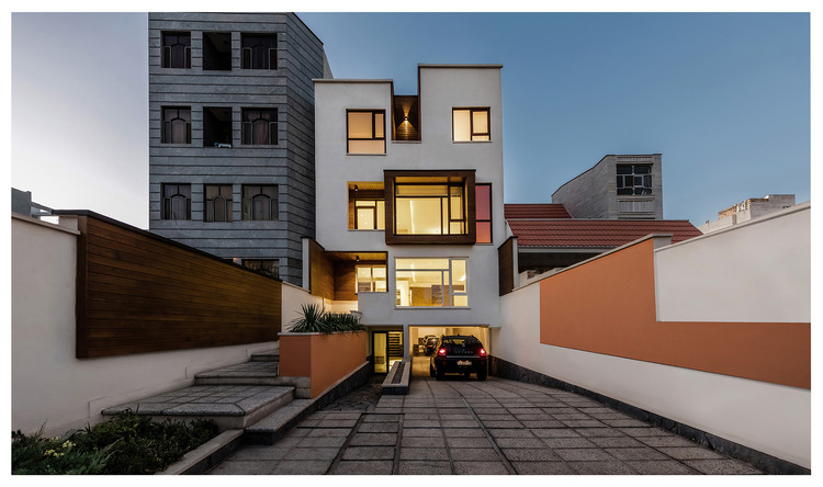 JUAN Apartment  / Shahab Mirzaean, © Hamoon Moghadam