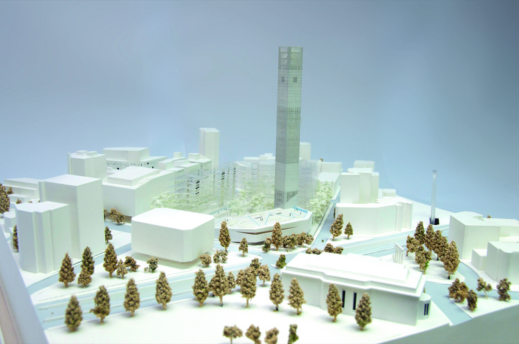 Hala Wardé and HW Architecture Win Competition to Design BeMA: Beirut Museum of Art, Courtesy of Beirut Museum of Art