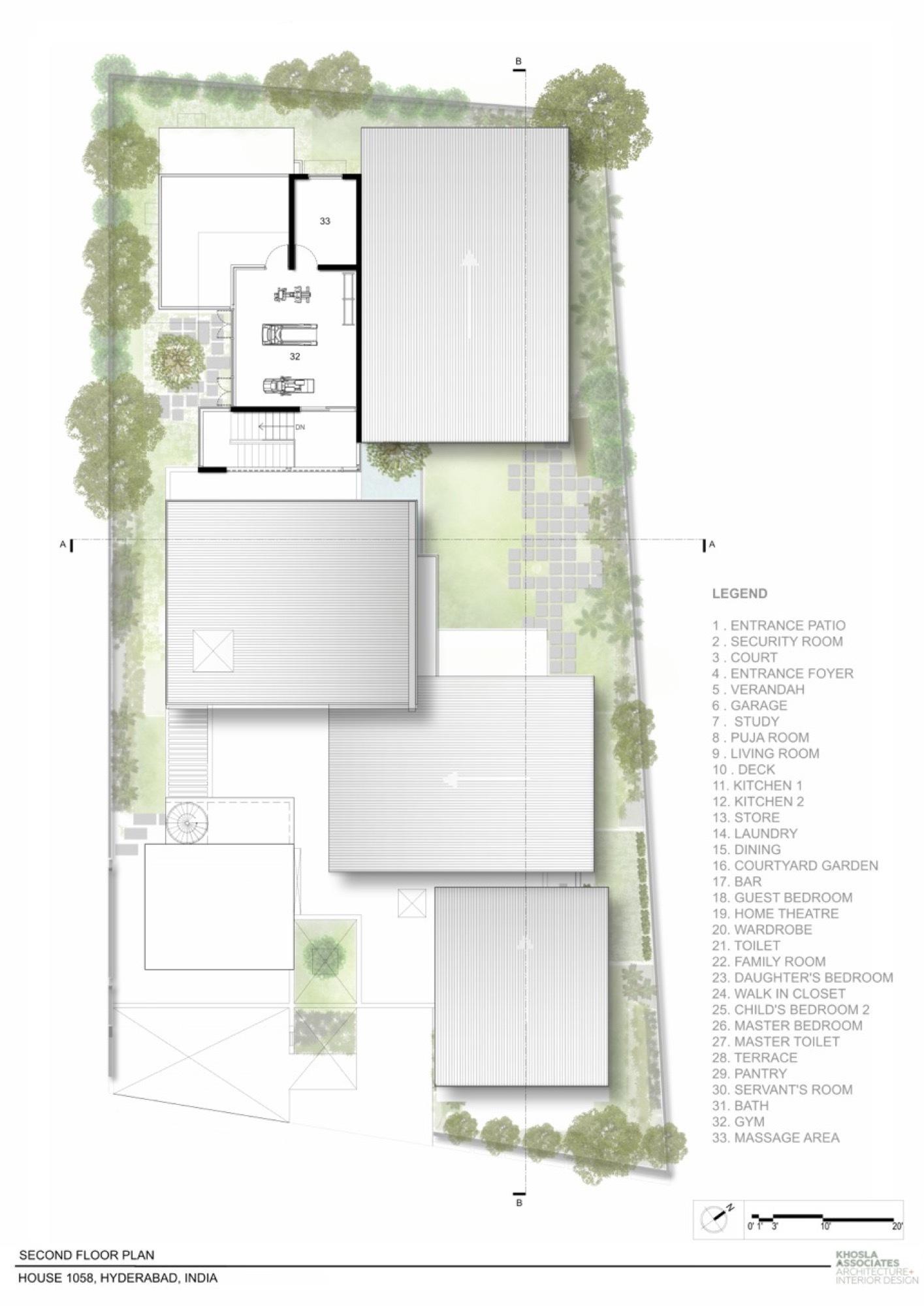 Gallery Of House 1058 Khosla Associates