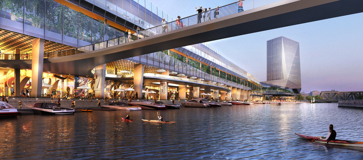 New Master Plan Will Catalyze Downtown Milwaukee's Dynamic Transformation, © R2 Companies