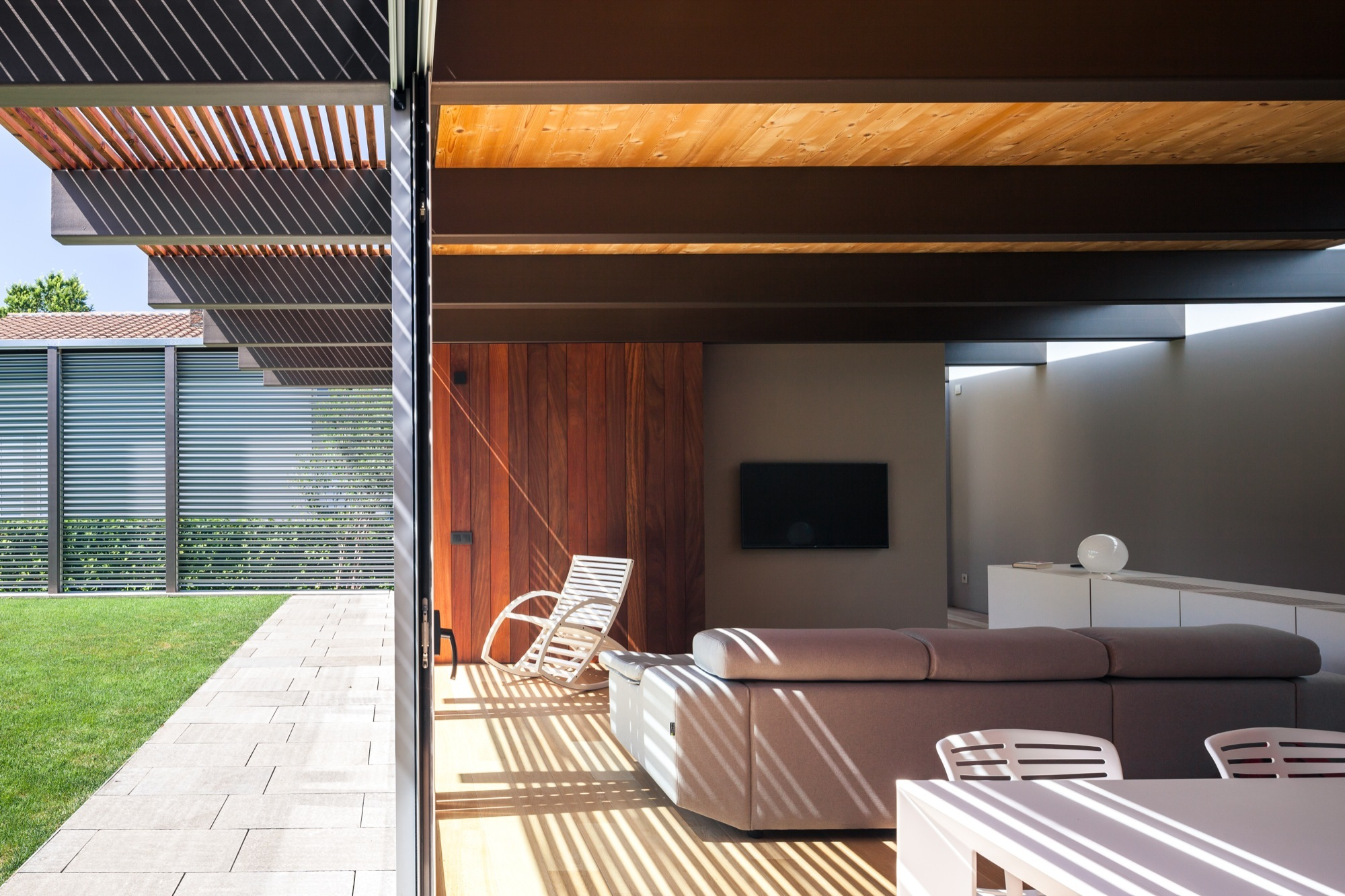 Gallery Of An Open Air House Arnau Estudi D 39 Arquitectura