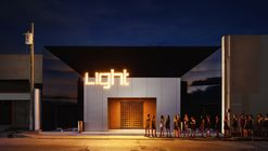 Light / TAMEN arq