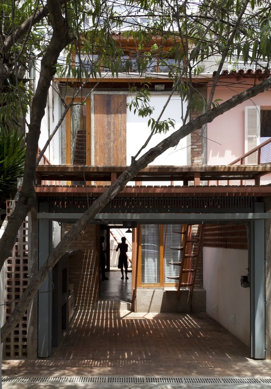 Casa 8  / Zoom Urbanismo Arquitetura e Design, © Maíra Acayaba