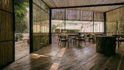 Chaimiduo Farm Restaurant and Bazaar / Zhaoyang Architects