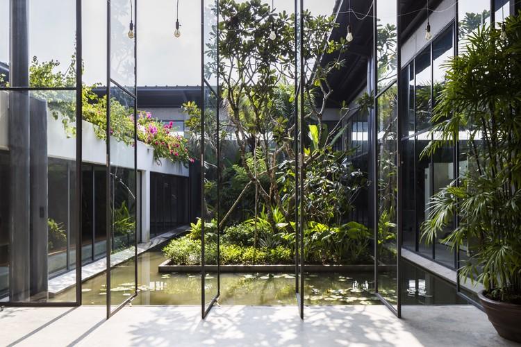 Fábrica Katzden Architec / NISHIZAWAARCHITECTS, © Hiroyuki Oki