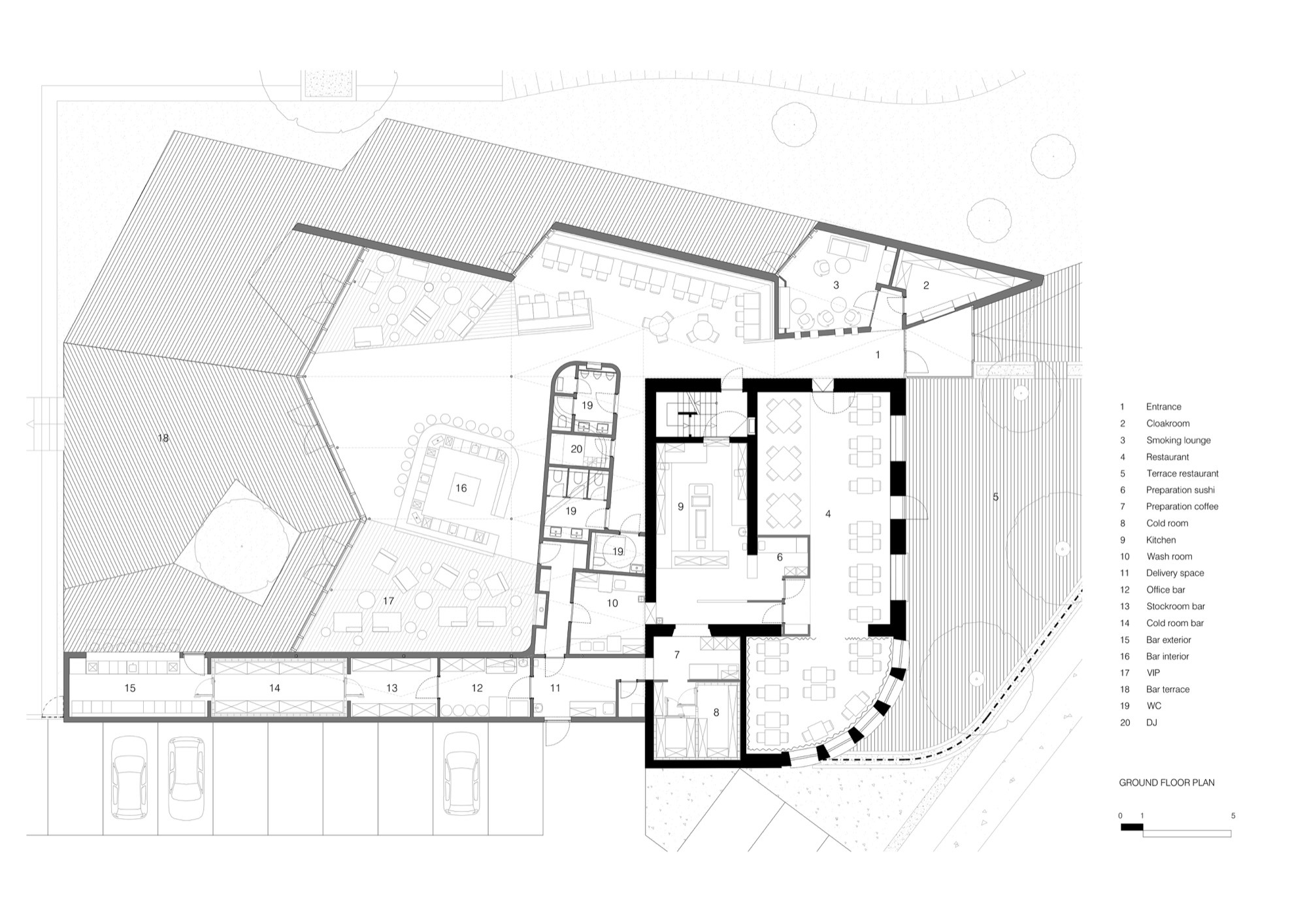 Gallery Of Boos Beach Club Restaurant Metaform Architects 16