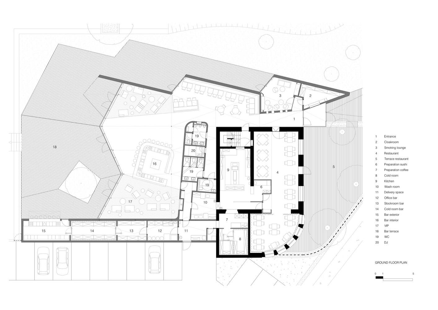Galeria De Restaurante Boos Beach Club Metaform Architects 16