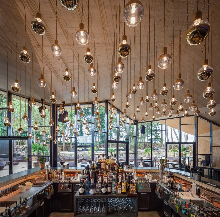 Boos Beach Club Restaurant Metaform Architects Archdaily