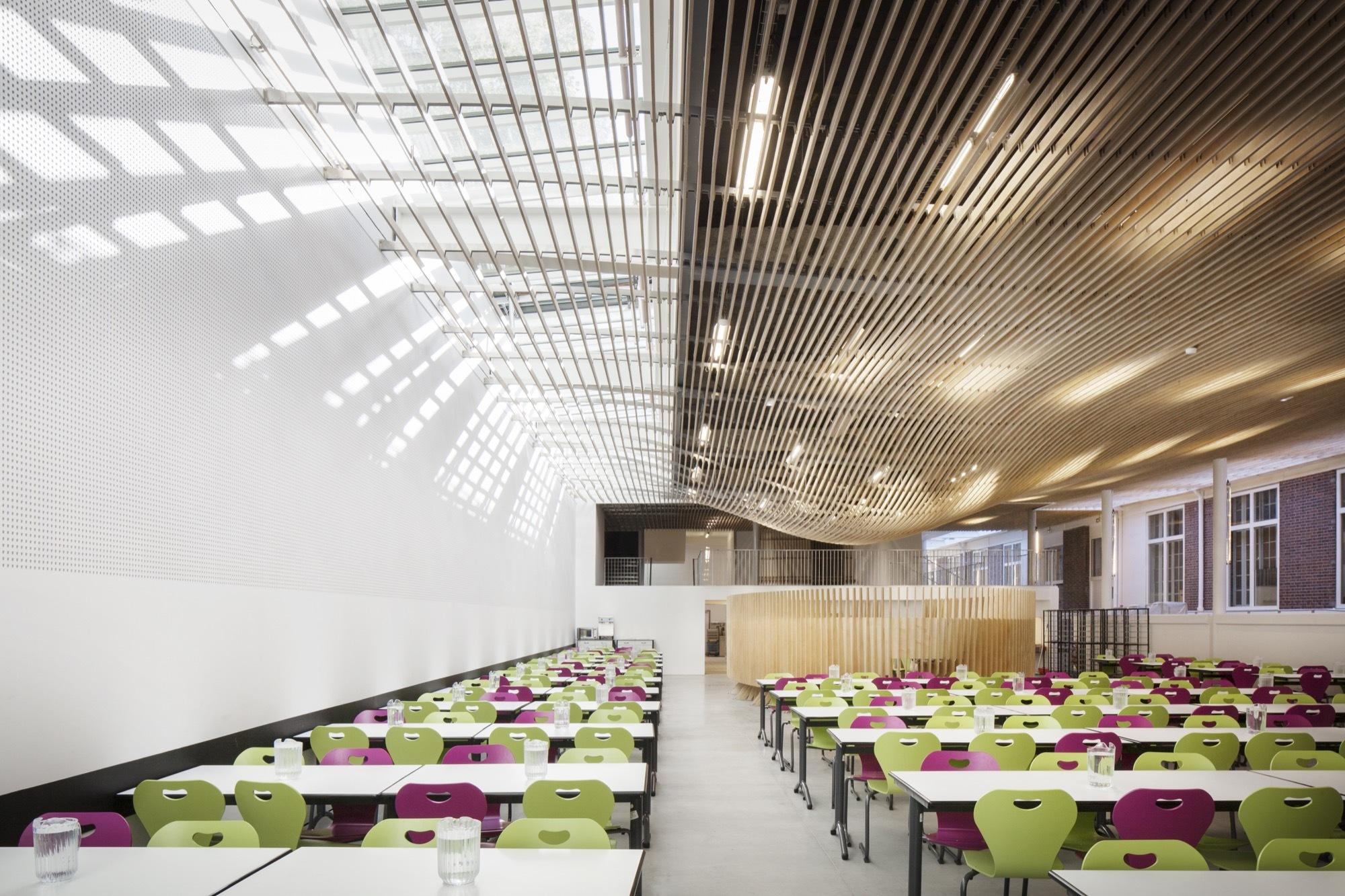 School Canteen Design Ideas