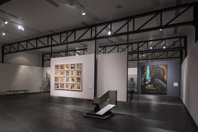 Museografía Exposición Arte para la Nación / LANZA Atelier, © Onnis Luque