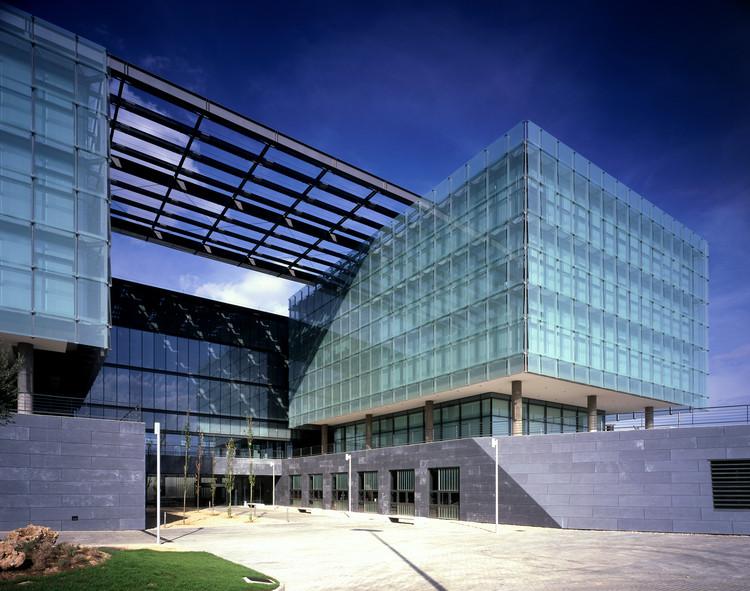 AIRBUS Spain Central Offices / Pablo Notari Oviedo + CONURMA Ingenieros Consultores + SUMAR urbanismo y arquitectura , © Eduardo Sanchez