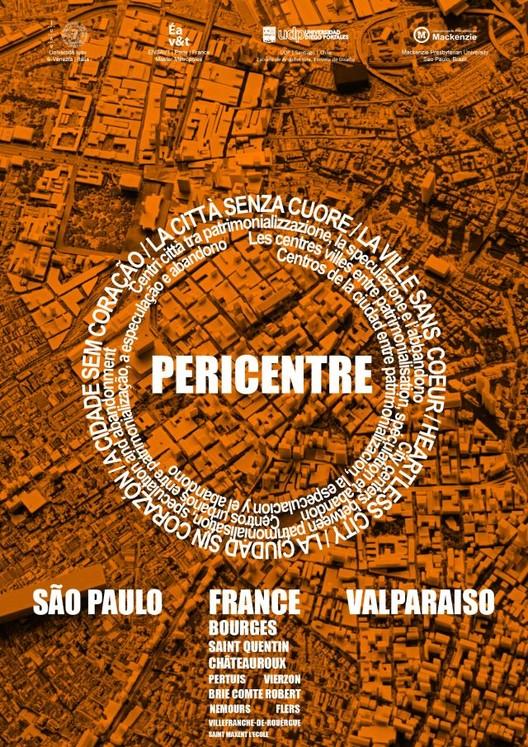 Pericentre: the heartless city / Exposición Venecia, Cortesía de Unknown