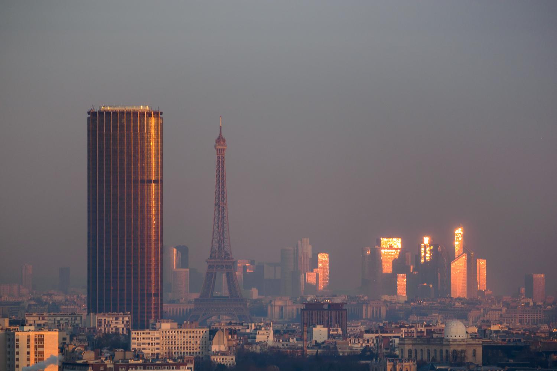 蒙帕納斯大樓 | Tour Montparnasse