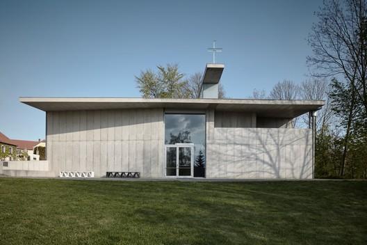The House of Prayer / Franek Architects