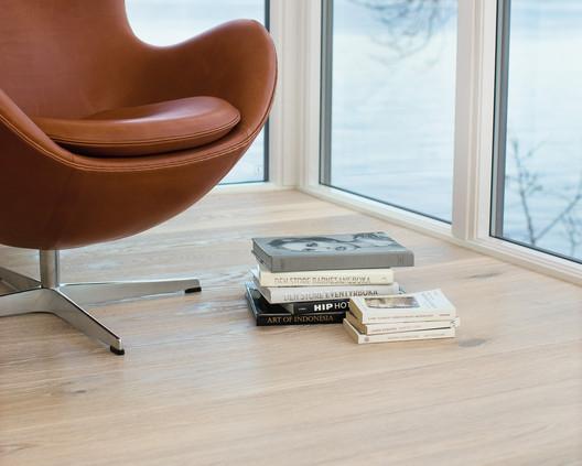 Materiales: Pisos de Madera fabricados en Noruega / Tipos e Instalación