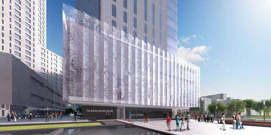 TEN Arquitectos' New Mexican Museum in San Francisco Celebrates Diversity