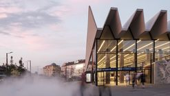 Plaza Széll Kálmán / Építész Stúdió + Lépték-Terv